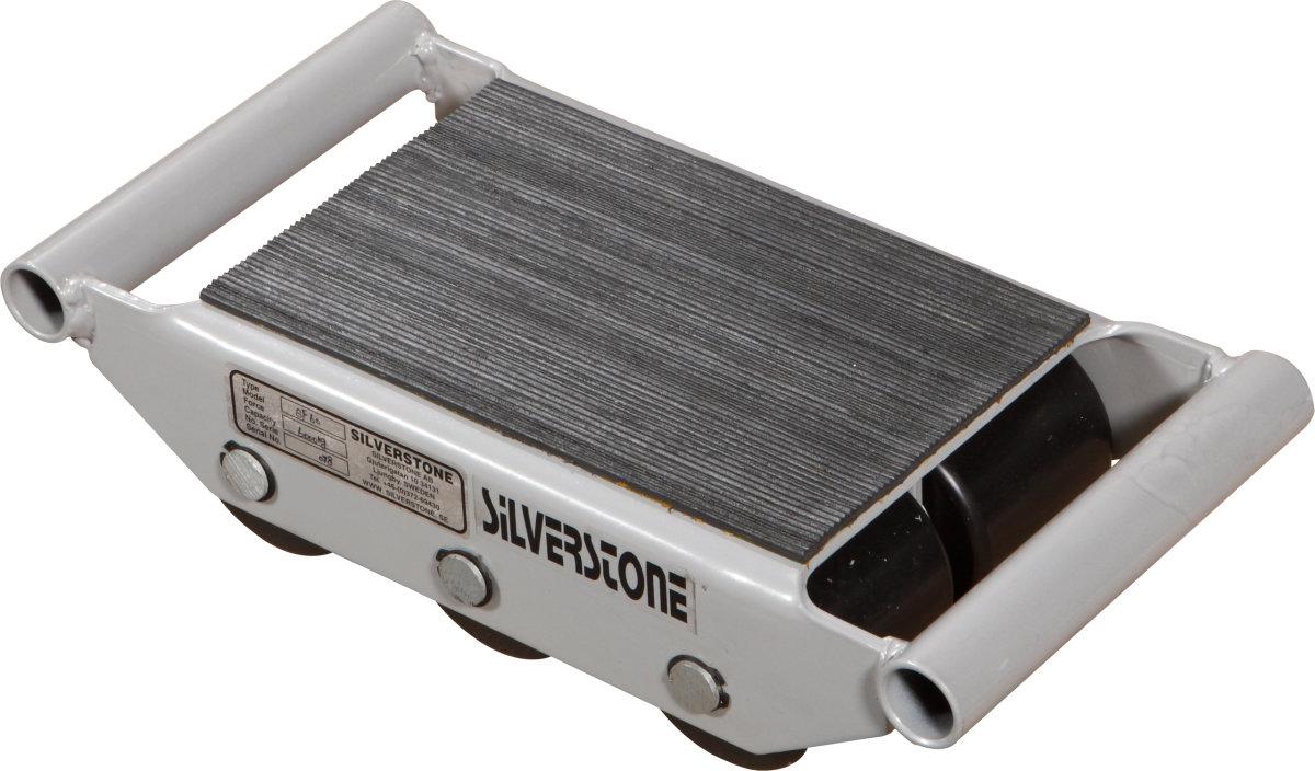 Silverstone maskinskøjte, 6000 kg