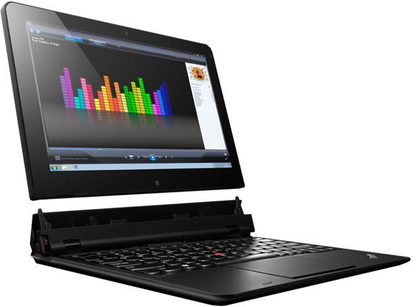 "Lenovo ThinkPad Helix 11,6"" bærbar"