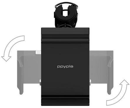 Ppyple Universal Tabletholder til nakkestøtte