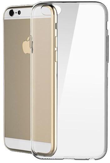 Twincase iPhone 6/6S plus case, transparent