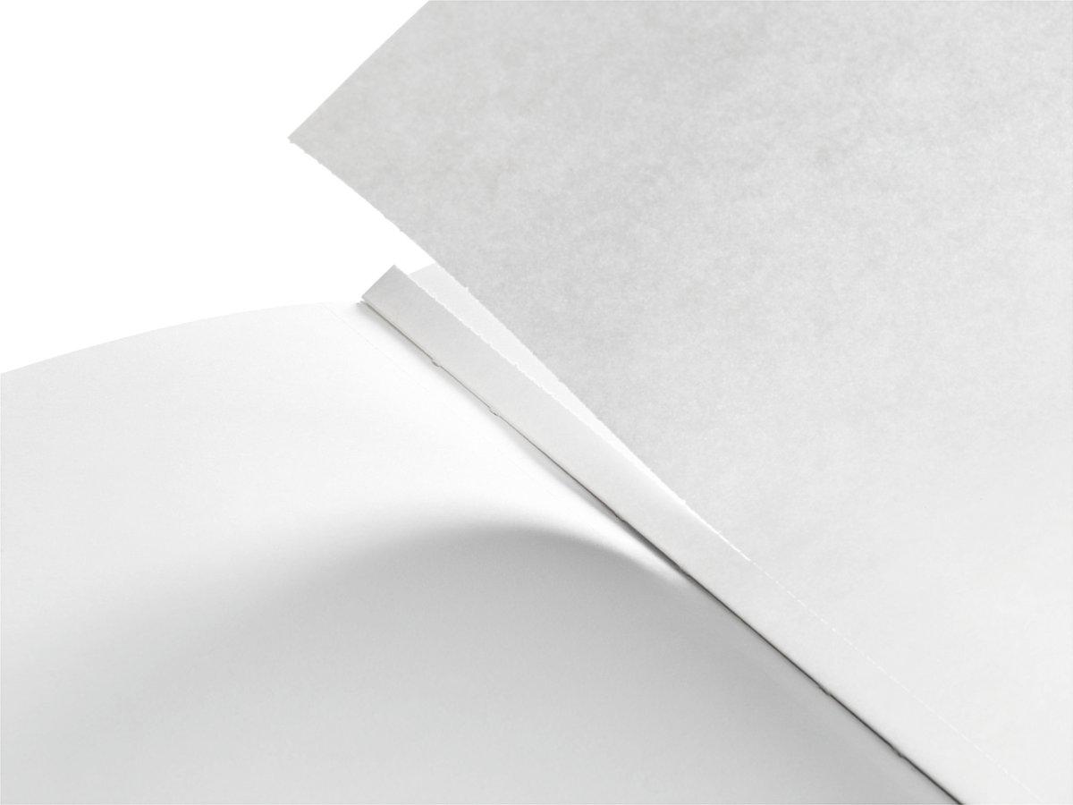 Leitz Style Notesbog A5, linjeret, grøn