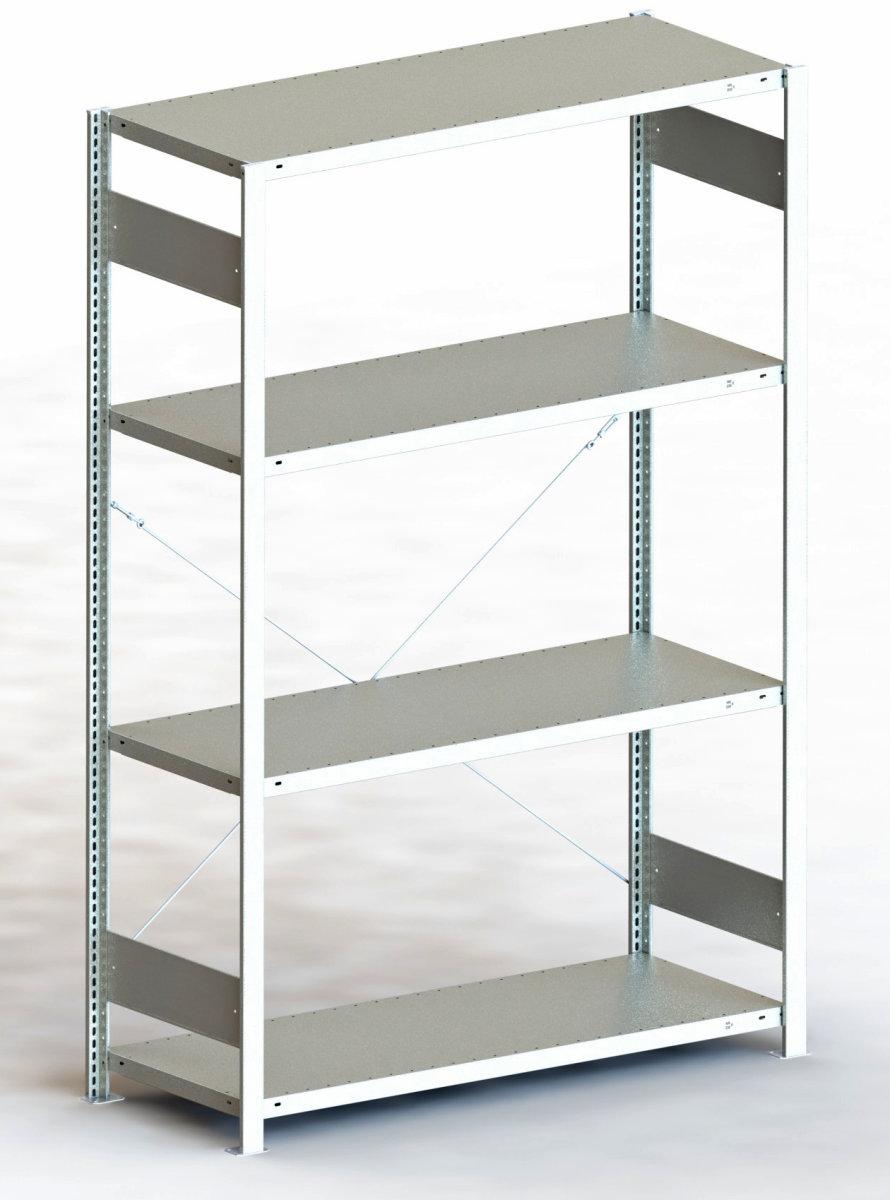 META Clip 200 kg, 250x150x50, Grund, Galvaniseret