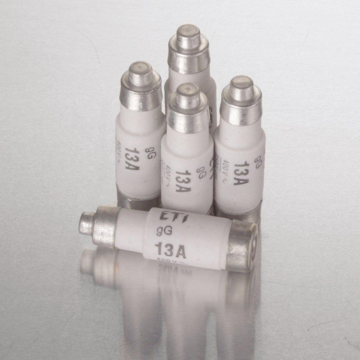 E:ZO Neozed DO1 Sikring 13A, 5 stk.