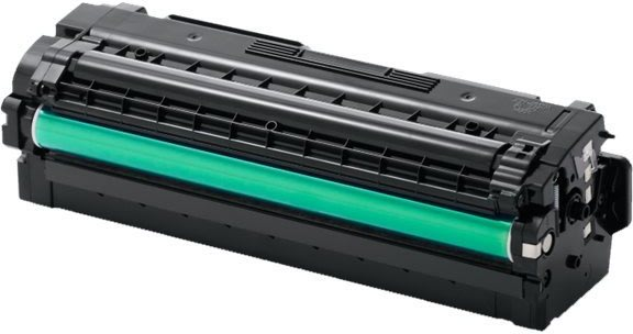 Samsung CLT-K505L/ELS lasertoner, sort, 6000s.