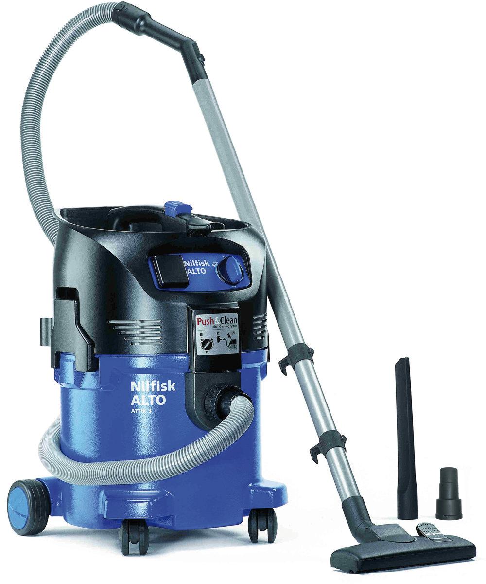 NIlfisk våd-/tørstøvsuger, ATTIX 30-21 PC