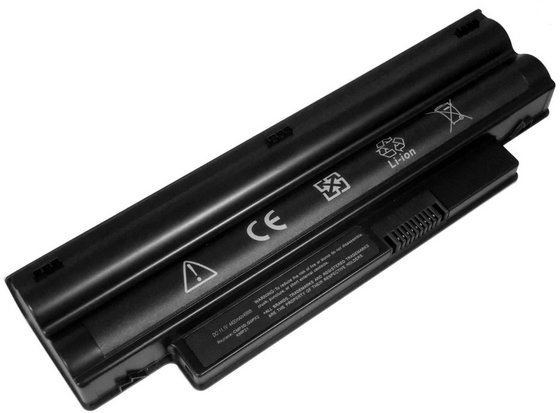 Dell 6-Cell 11.1V 48Wh batteri til laptop