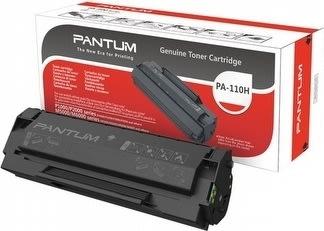 Pantum PA-110 lasertoner, 2300 sider, sort