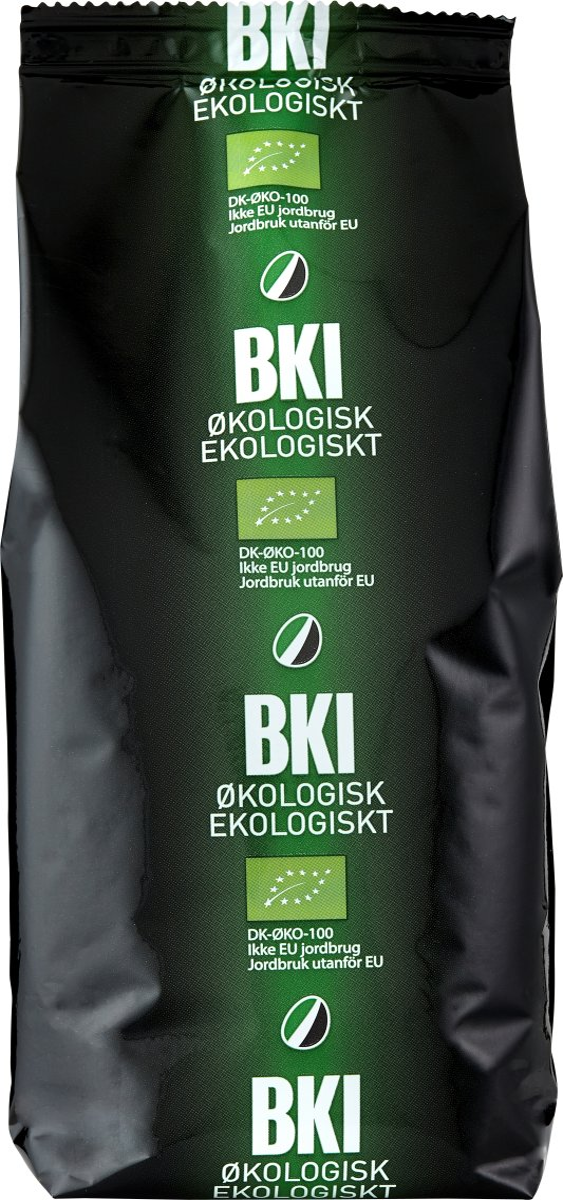 BKI Økologisk kaffe, 500g