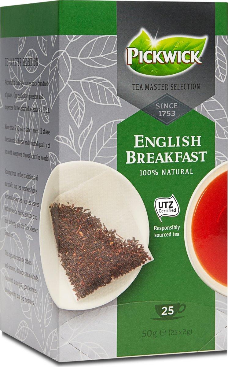 Pickwick Master Selection English Breakfast