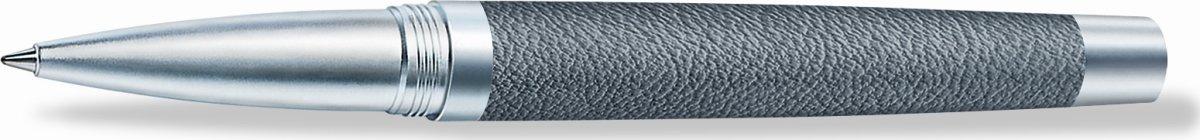 Staedtler Premium Simplex kuglepen, læder, grå