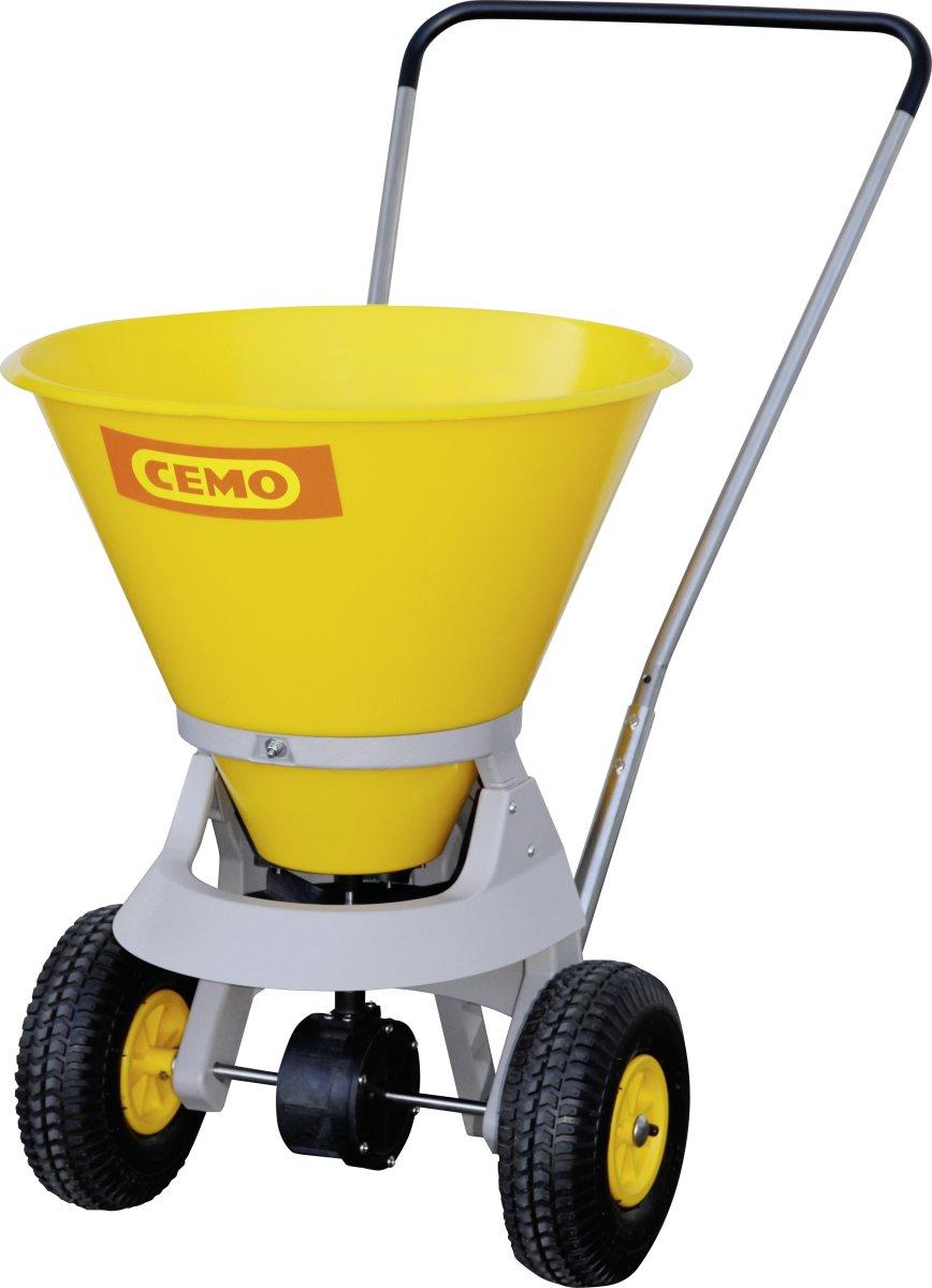 CEMO salt-/sandspreder, 35 liter