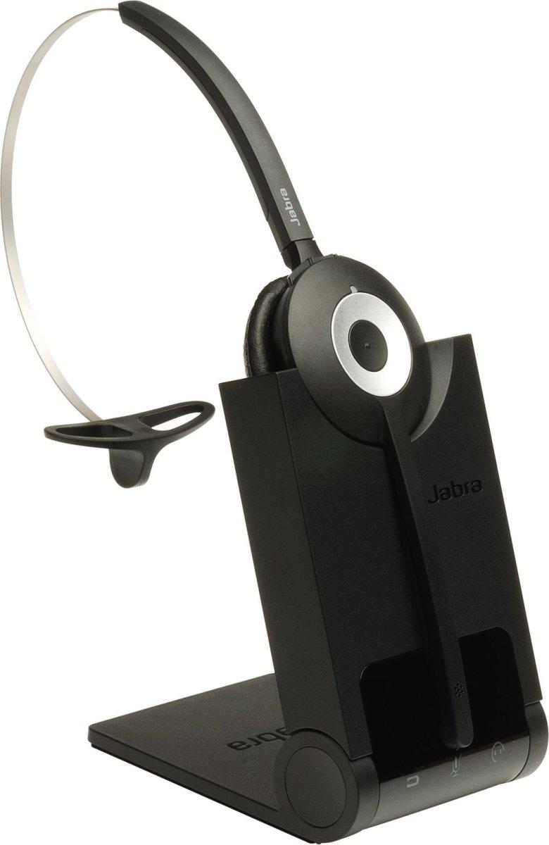 Jabra Pro 930 Mono, trådløst headset