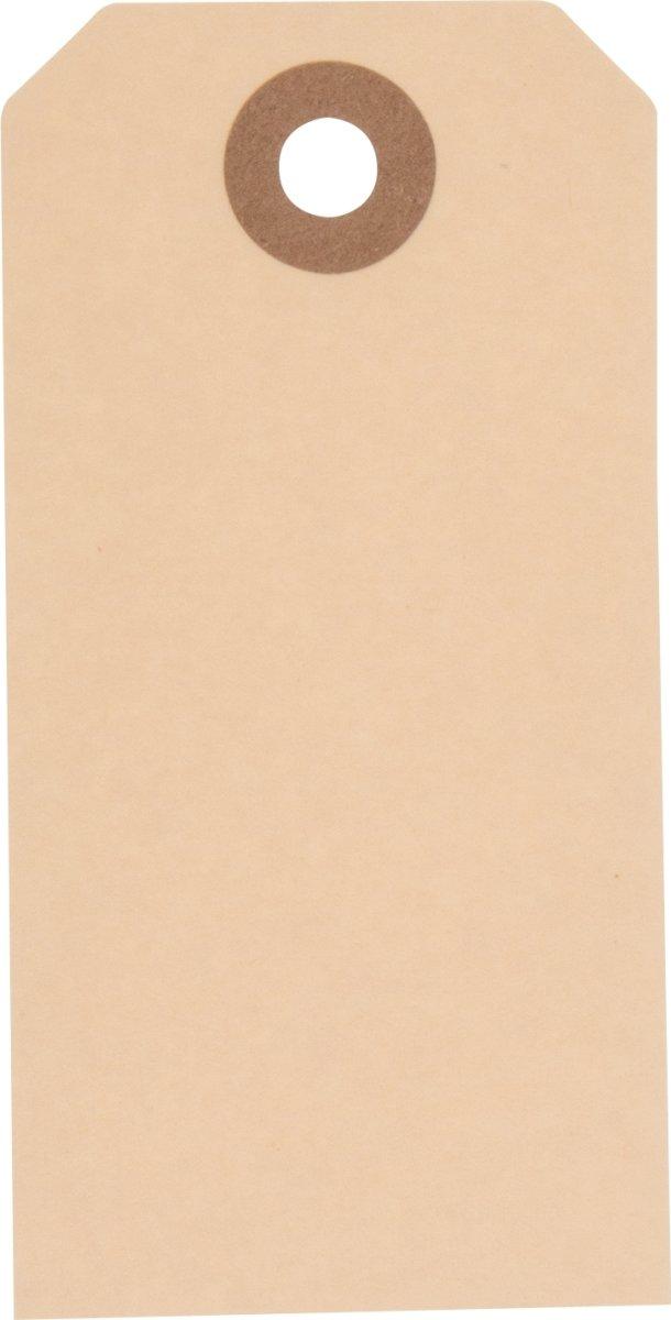 Manilamærker 50x100 (1000 stk.)