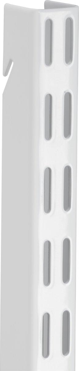Elfa hængeskinne, længde 508 mm, hvid