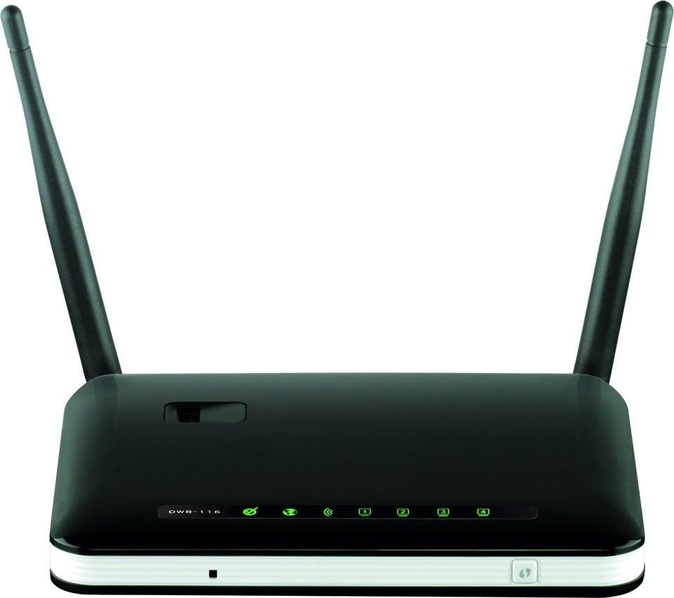 D-Link DWR-116/E trådløs router