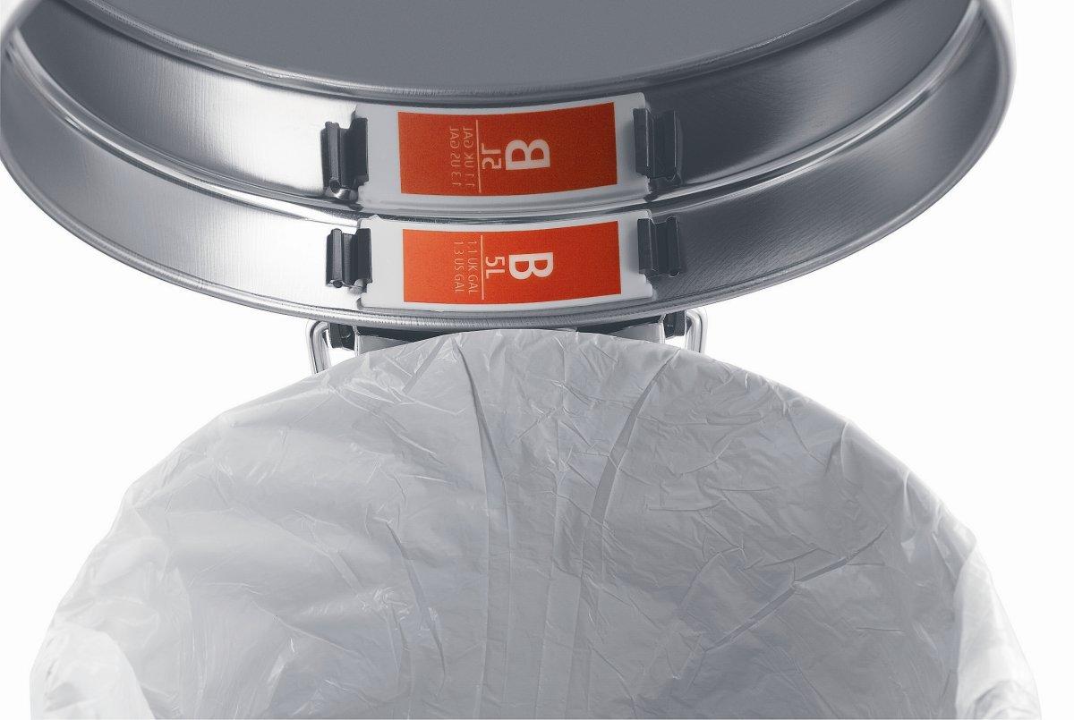 Brabantia Affaldspose B, 5 liter, 20 stk.