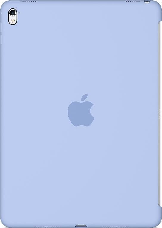 """Apple Silikone-etui til iPad Pro 9,7"""", syren"""