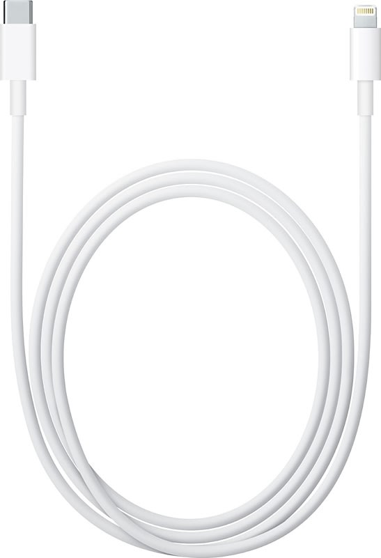 Apple Lightning til USB-C kabel, 2 m