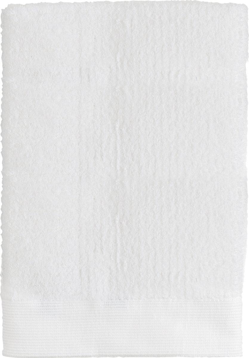 Zone Confetti håndklæde 50x70cm, hvid