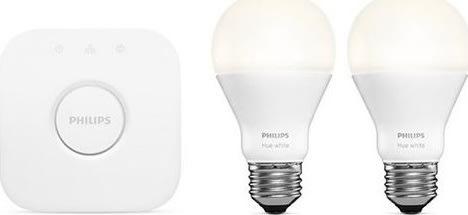 Philips HUE 9.5W A60 E27 startsæt