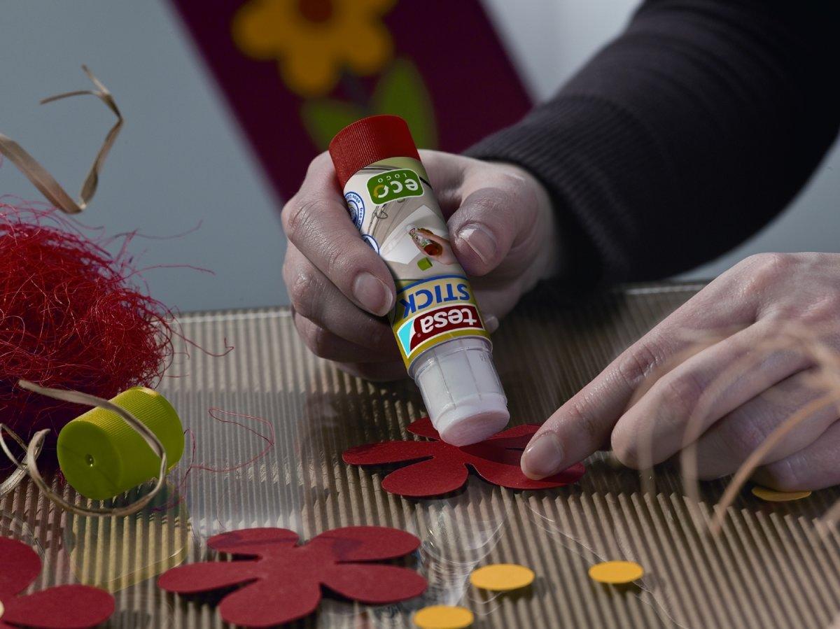 tesa EcoLogo limstift miljøvenlig 20g