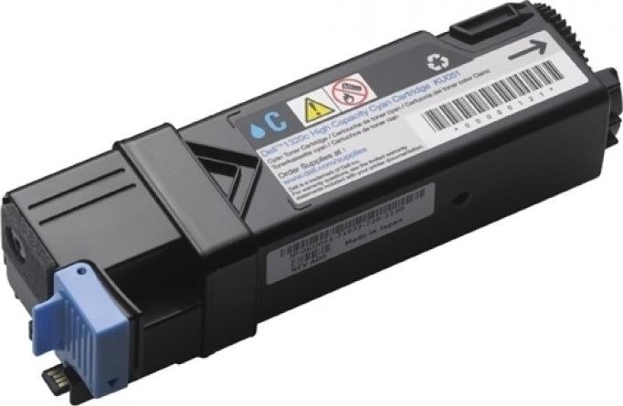 Dell 593-10263 lasertoner, blå, 1000s