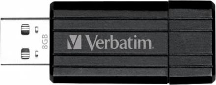 Verbatim Store 'N' Go 8GB USB, sort