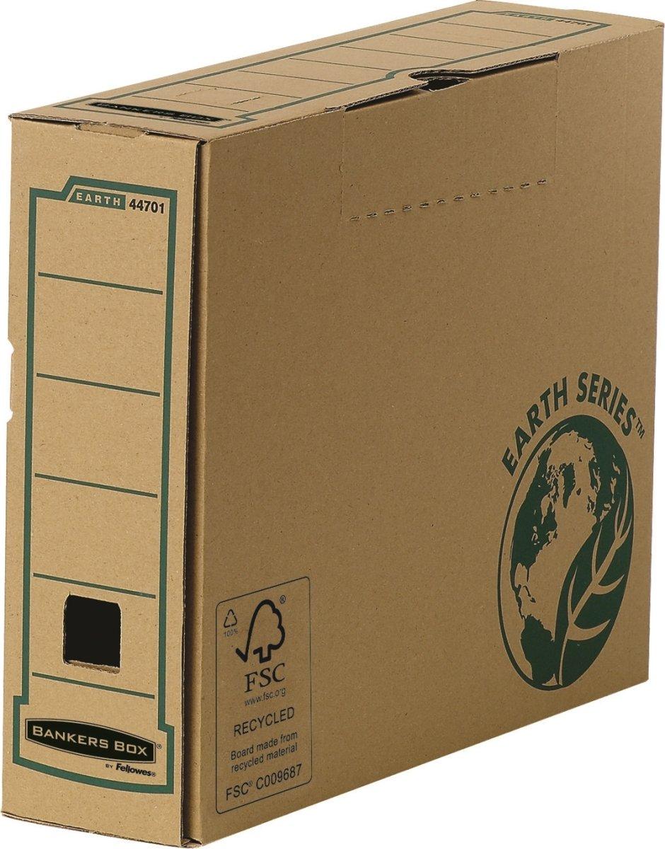 R-kive Earth Series arkivæske A4, 80mm