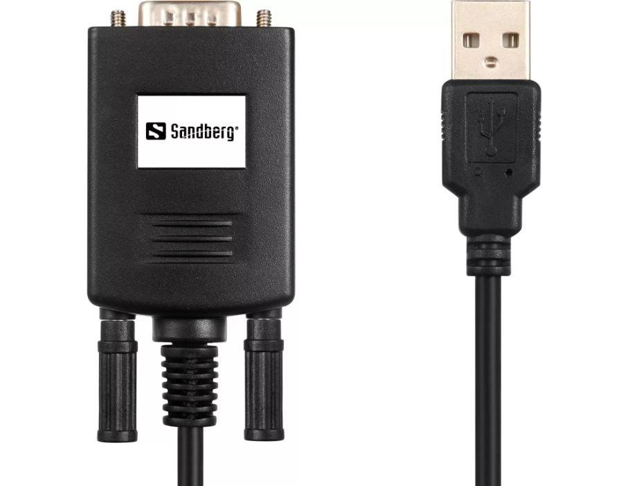 Sandberg 133-08 USB til Serial Link (9-pin)