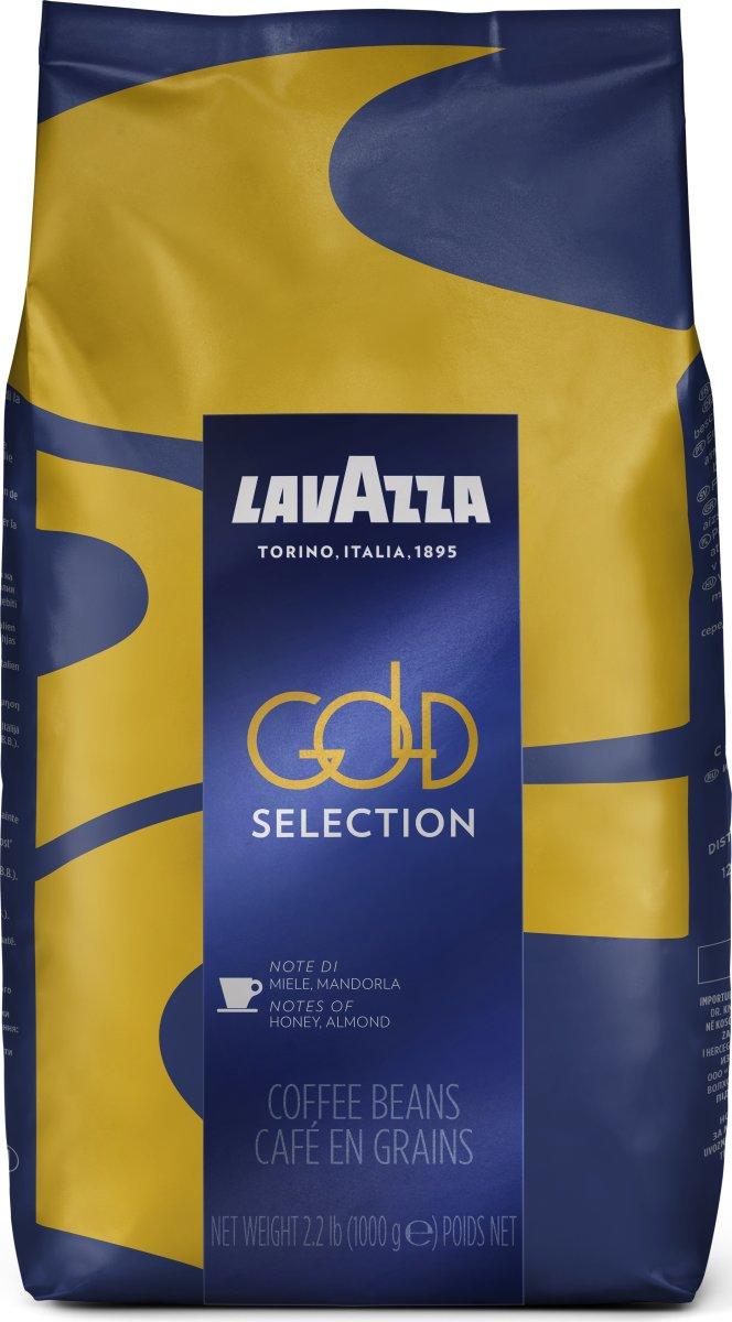 Lavazza Gold Selection helbønner, 1000g