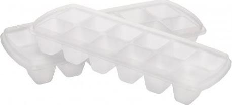 Plast Team Isterningbakker, sæt med 2 stk.