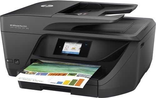 HP Officejet Pro 6960 e-All-in-One Printer