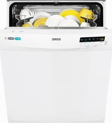 Zanussi ZDF26011WA Opvaskemaskine til indbygning
