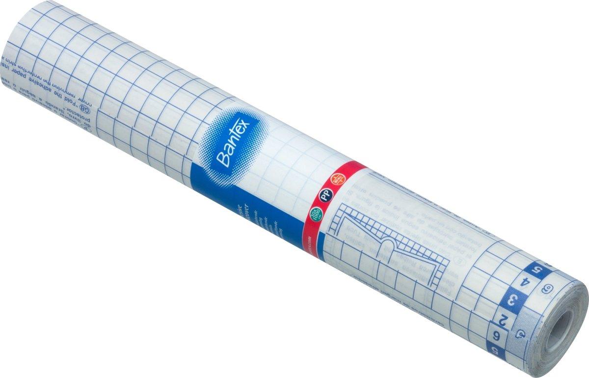 Bantex selvklæbende bogbind, 30cm x 10m