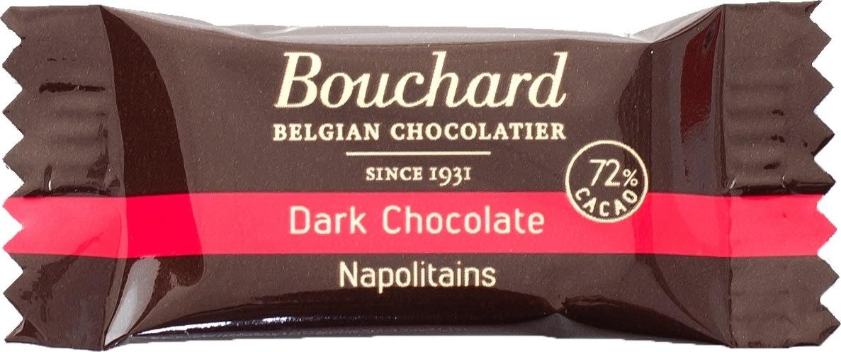 Bouchard mørk chokolade, 200 x 5g