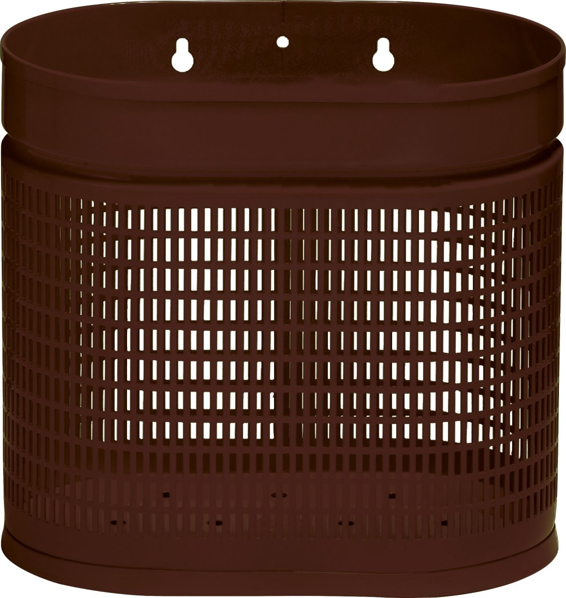 RMIG affaldsspand type 544U, brun