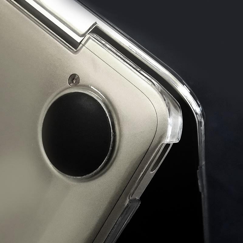 "Twincase MacBook 12"" cover, transparent"