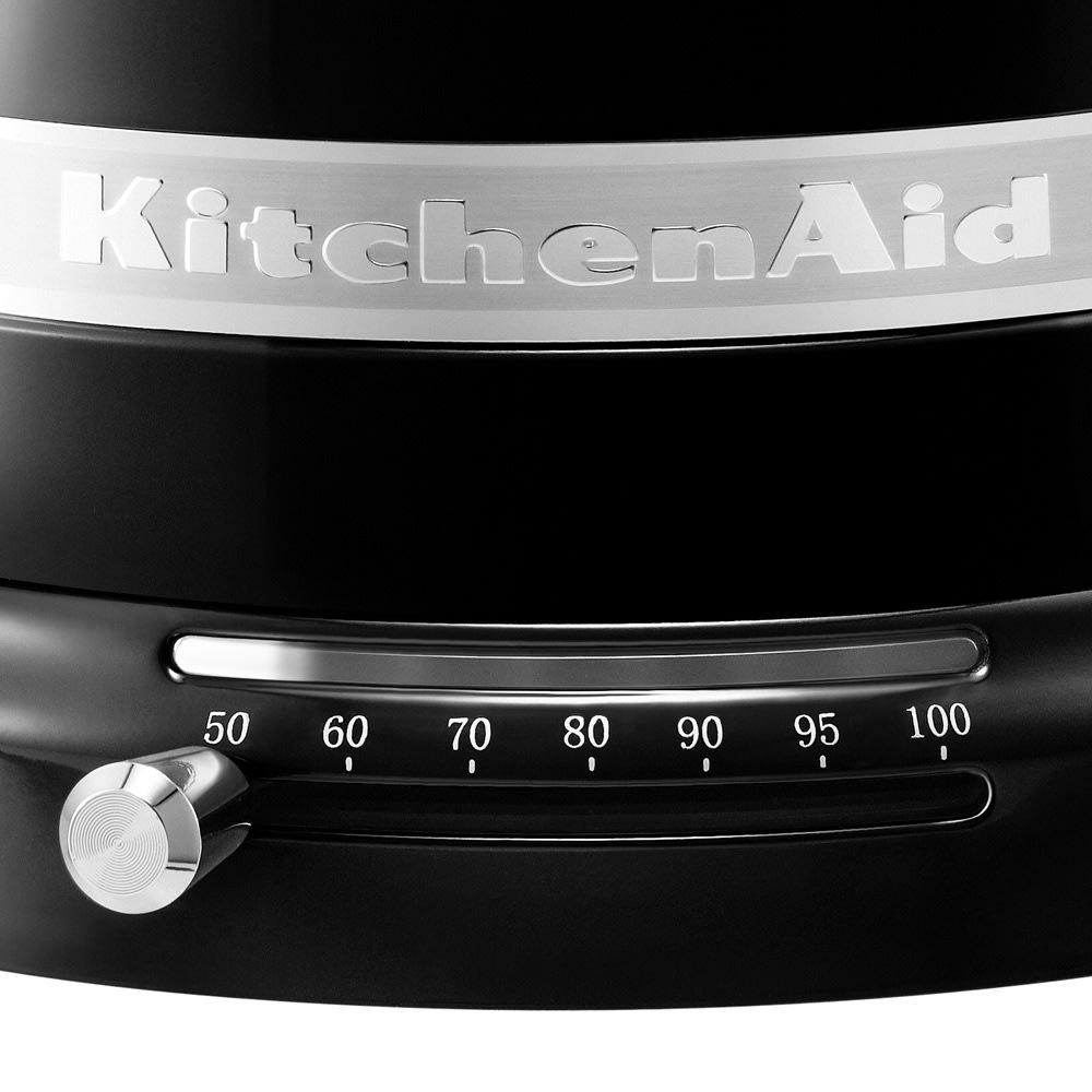 KitchenAid Artisan Elkedel, 1,5l, Sort