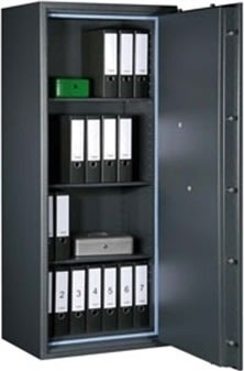 Værdiskab PaperStar Pro 4,1490x686x463 mm,Nøglelås