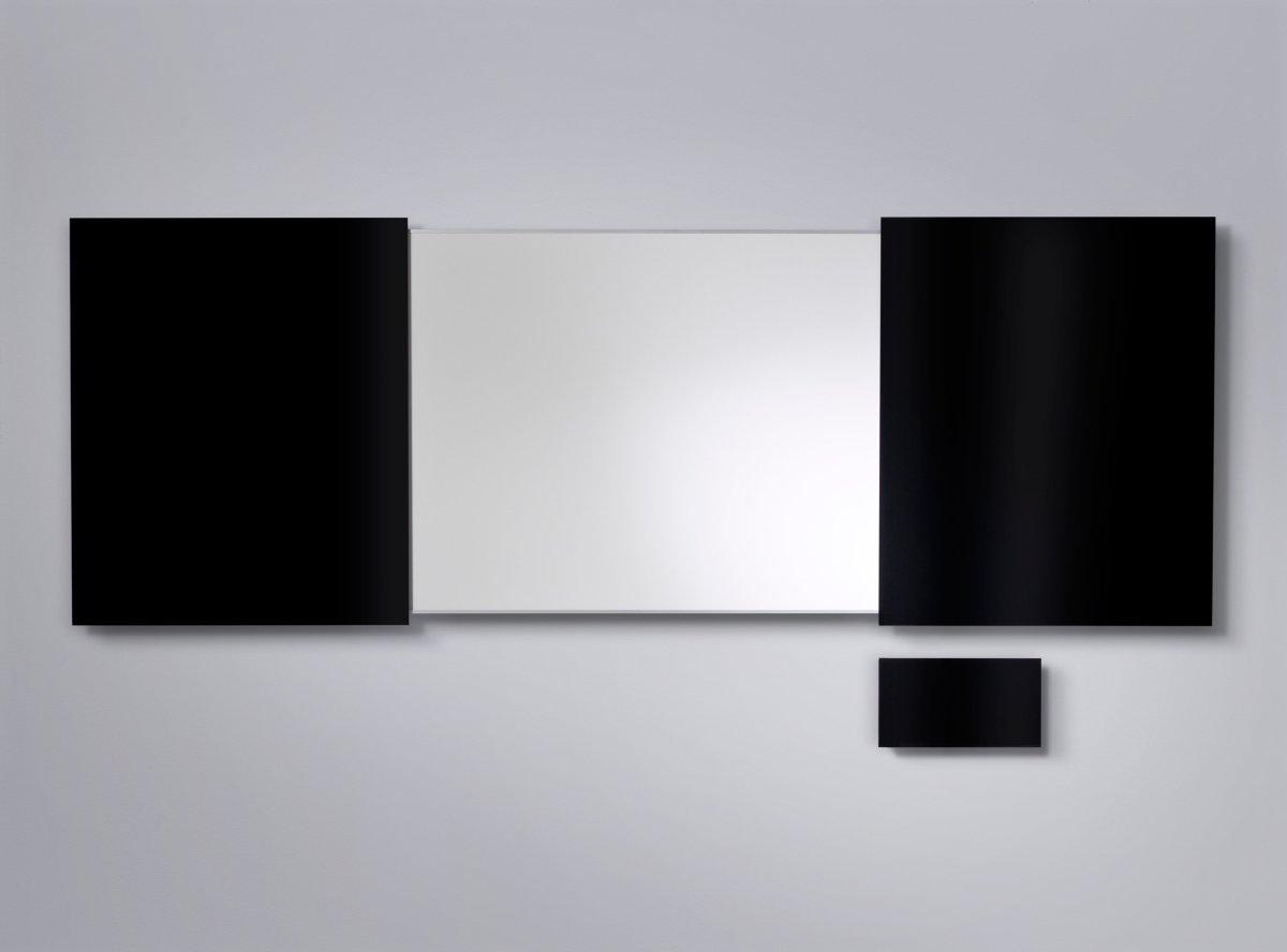 Lintex Mood konference whiteboard, hvide låger