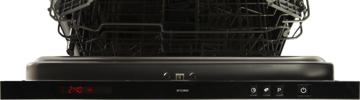 Scandomestic SFO3801 Opvaskemaskine