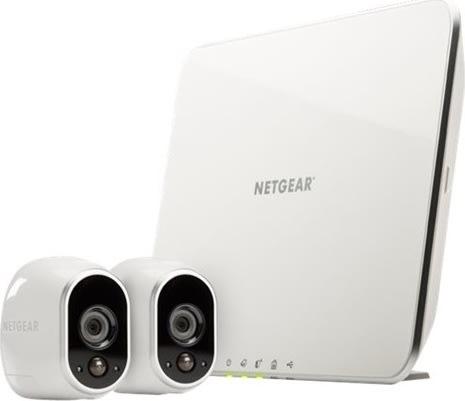 Netgear VMS3230 Arlo, 2 IP kameraer+videoserver