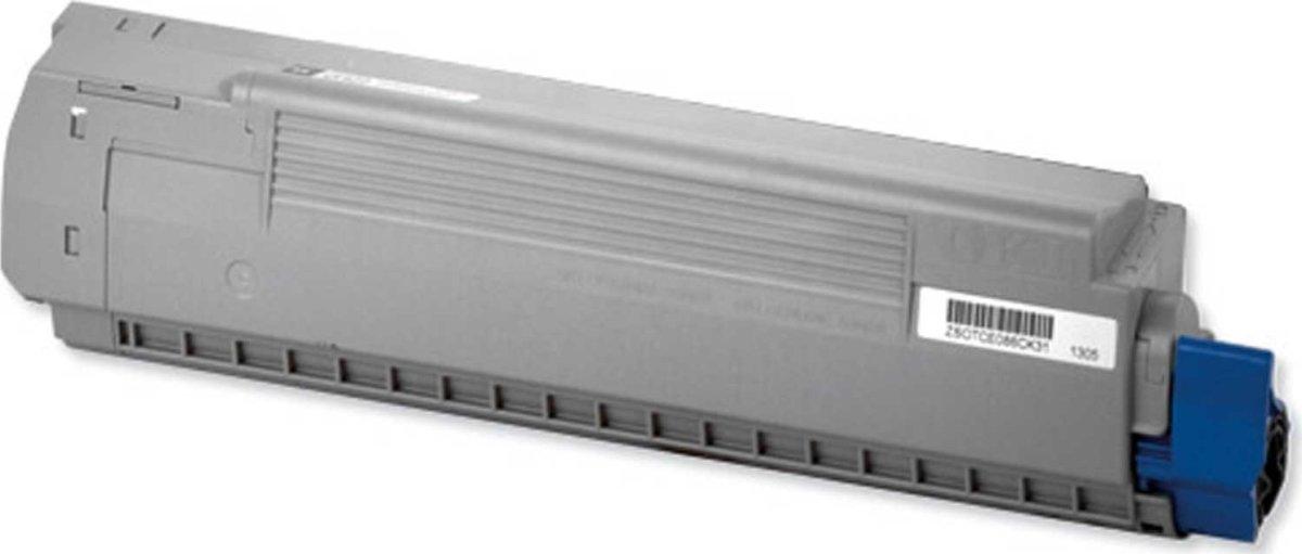 OKI 44973508 lasertoner, sort, 7000s