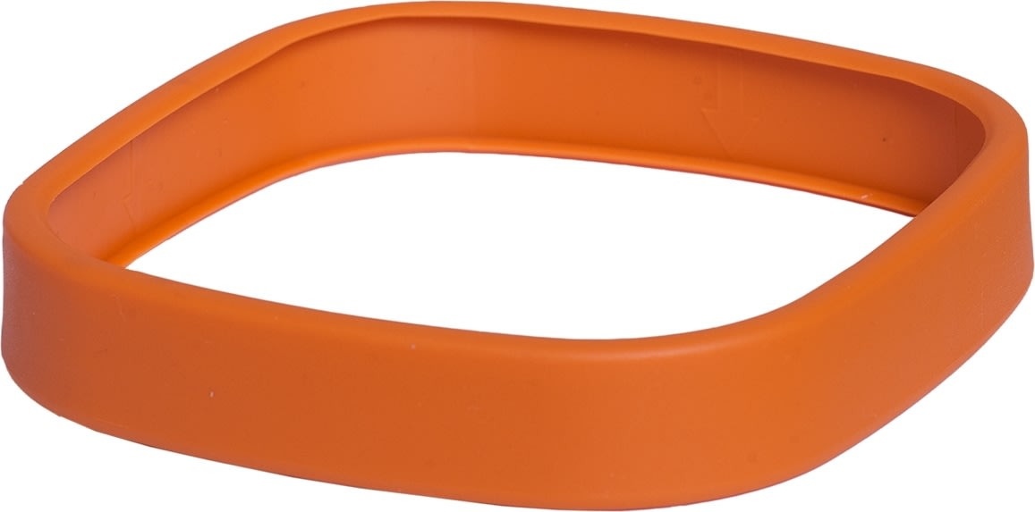 Luxo Trace dekor ring - Orange