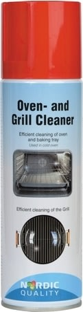 Nordic Quality  Ovn & Grill Cleaner Spray 300 ml