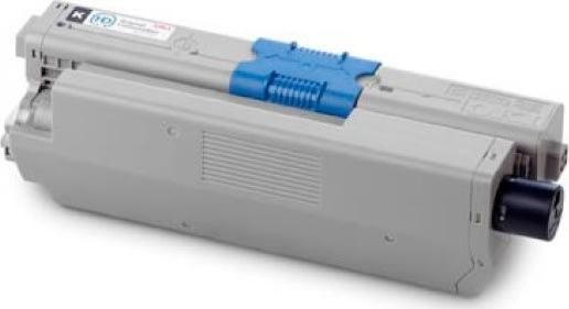 OKI 46490404 lasertoner sort, 1500s