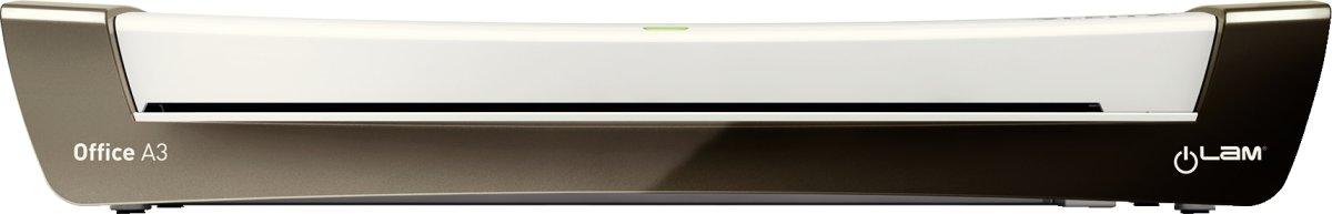 Leitz Lamineringsmaskine iLAM Office A3 hvid/grå