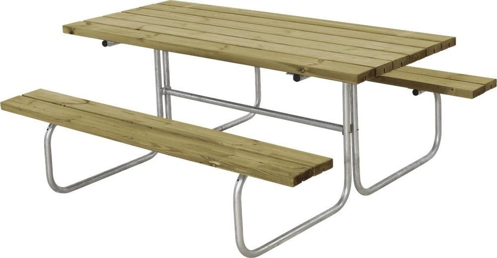 Plus Classic bord-bænkesæt, Natur