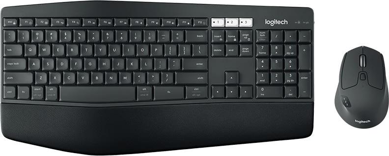 Logitech MK850 Performance mus/tastatur sæt, nord.