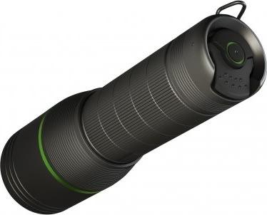 GP Design lommelygte Atlas, 400 lumen, P55, 13cm